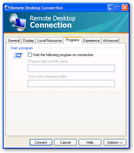 Remote Desktop Connection 6