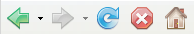 Firefox 3 Minefield Toolbar