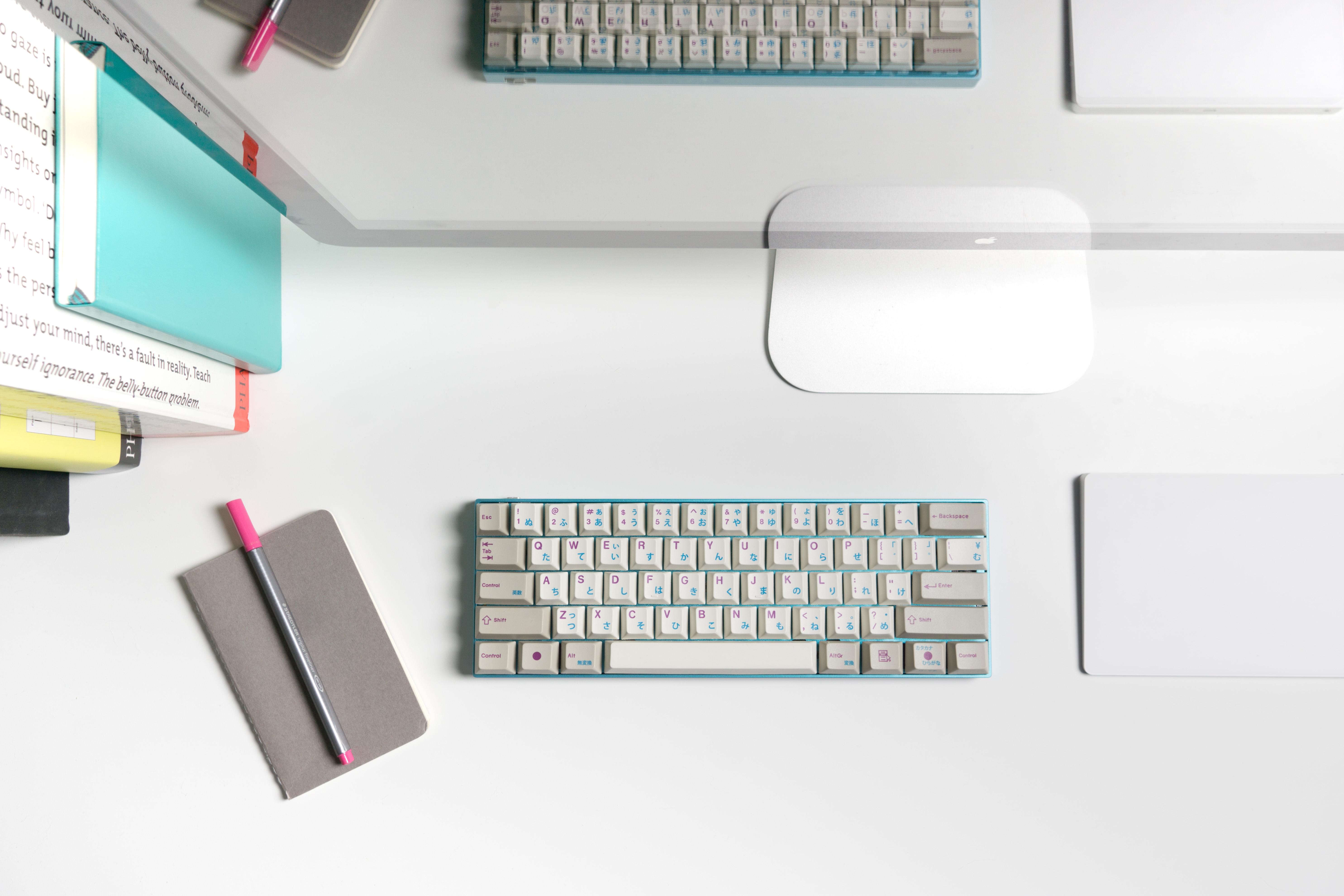 Custom Backlit Mechanical Keyboard - Ryan MacLean