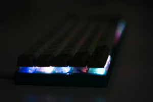 Rainbow SMD LED Colours on Zeal60 - Ryan MacLean