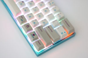 Zeal60 Backlit RGB PCB - Ryan MacLean